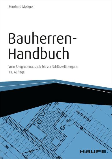 Bauherren-Handbuch - mit Arbeitshilfen online - Blick ins Buch