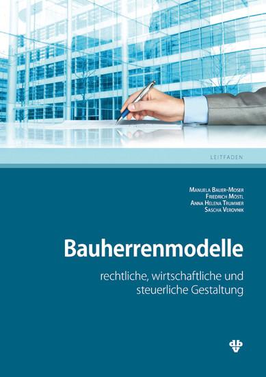 Bauherrenmodelle (Ausgabe Österreich) - Blick ins Buch
