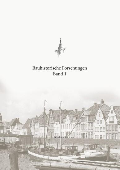 Bauhistorische Forschungen Band 1 - Blick ins Buch