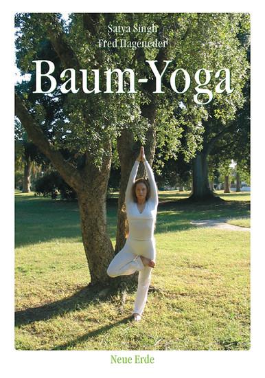 Baum-Yoga - Blick ins Buch