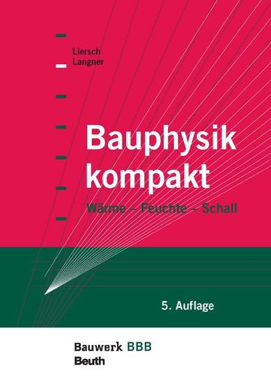 Bauphysik kompakt - Blick ins Buch