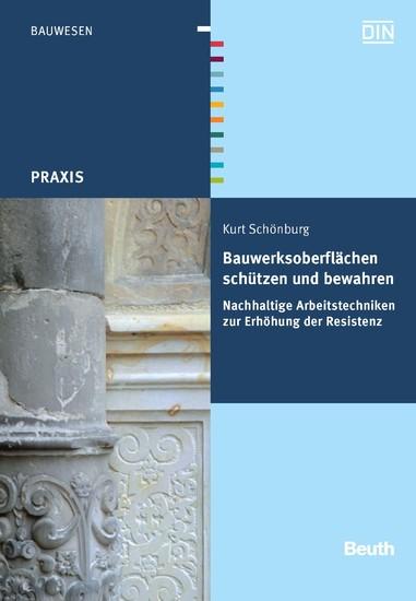 Bauwerksoberflächen schützen und bewahren - Blick ins Buch