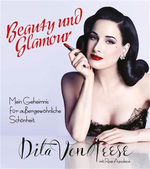 Beauty und Glamour - Blick ins Buch