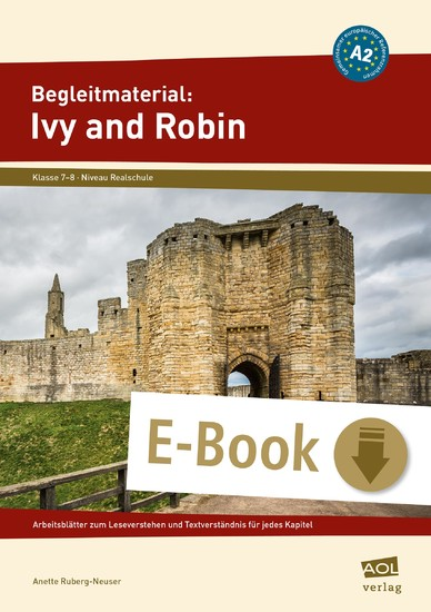Begleitmaterial: Ivy and Robin (Niveau A2) - Blick ins Buch
