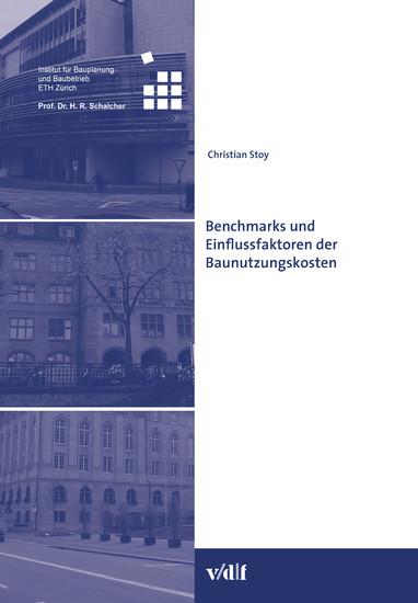 Benchmarks und Einflussfaktoren der Baunutzungskosten - Blick ins Buch