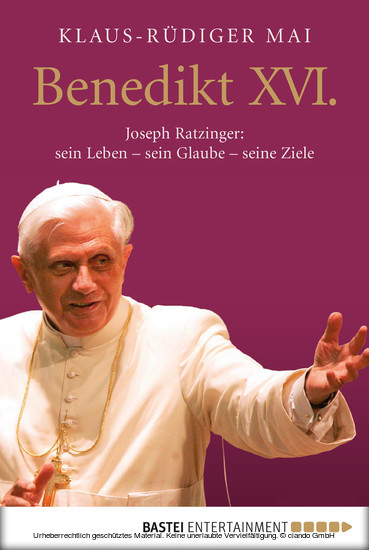 Benedikt XVI. - Blick ins Buch