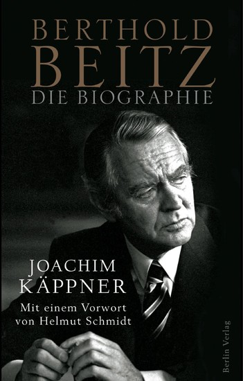 Berthold Beitz - Blick ins Buch