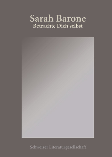 Betrachte dich selbst - Blick ins Buch