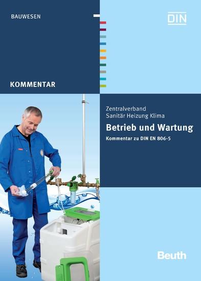 Betrieb und Wartung - Blick ins Buch