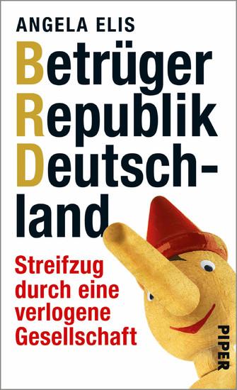 Betrüger Republik Deutschland - Blick ins Buch