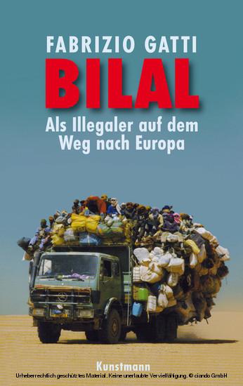 Bilal - Blick ins Buch