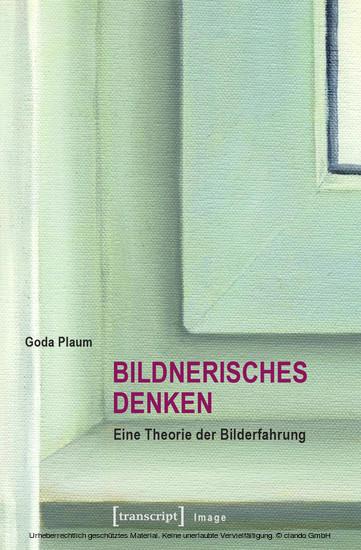 Bildnerisches Denken - Blick ins Buch