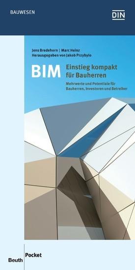 BIM - Einstieg kompakt für Bauherren - Blick ins Buch