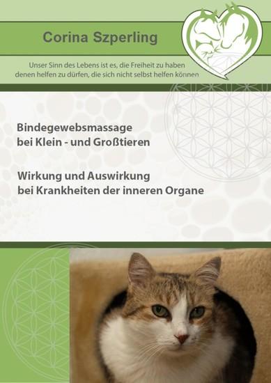 Bindegewebsmassage bei Klein- und Großtieren - Blick ins Buch