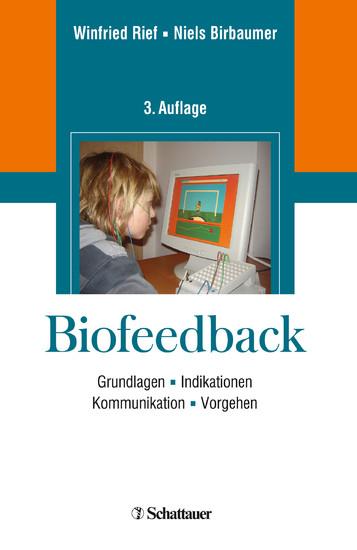 Biofeedback - Blick ins Buch