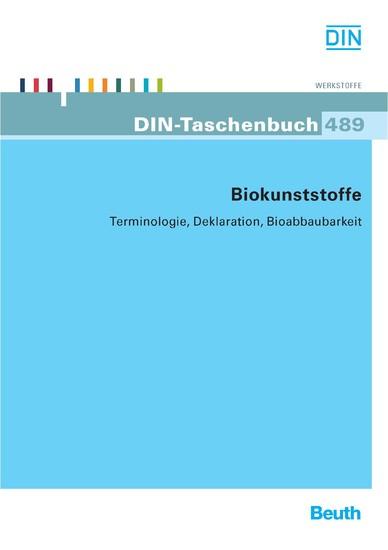Biokunststoffe - Blick ins Buch