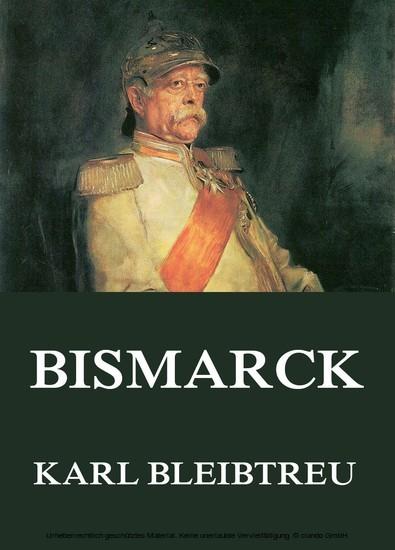 Bismarck - Blick ins Buch