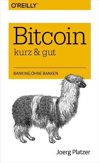 Bitcoin - kurz & gut - Blick ins Buch