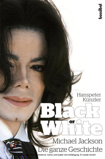 Black or White - Blick ins Buch