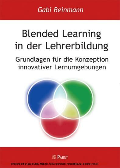 Blended Learning in der Lehrerbildung - Blick ins Buch