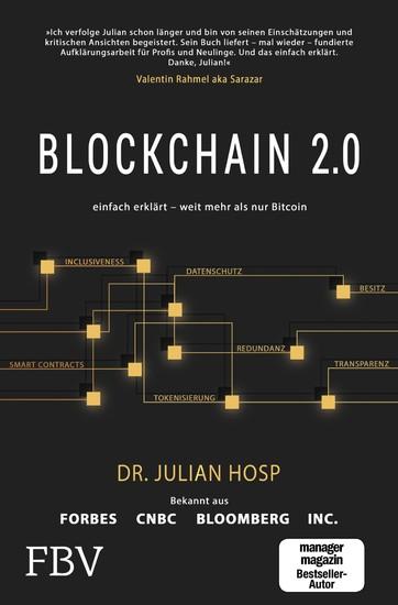 Blockchain 2.0 - einfach erklärt - mehr als nur Bitcoin - Blick ins Buch