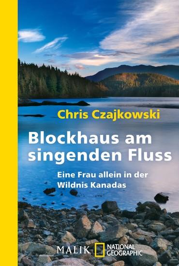 Blockhaus am singenden Fluss - Blick ins Buch