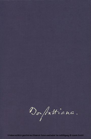 Bonstettiana IV - Blick ins Buch