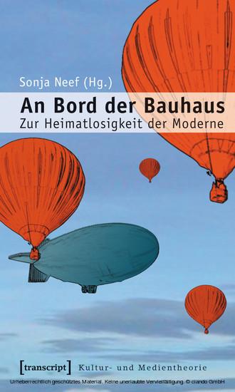 An Bord der Bauhaus - Blick ins Buch