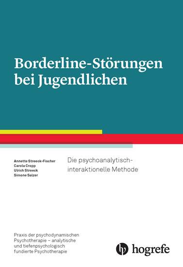 Borderline-Störungen bei Jugendlichen - Blick ins Buch