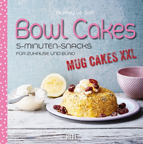 Bowl Cakes - Blick ins Buch