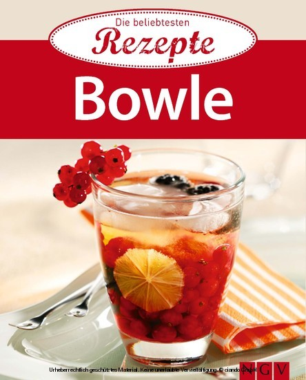 Bowle - Blick ins Buch