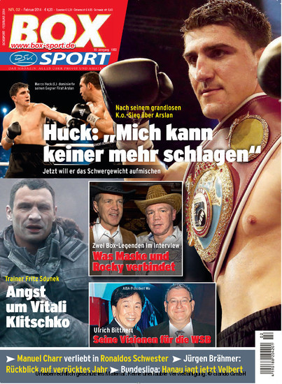 BoxSport 02/2014 - Blick ins Buch