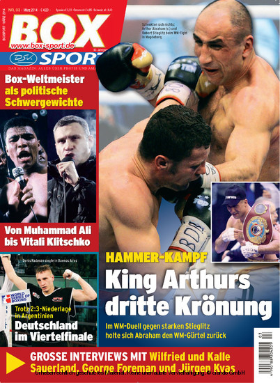 BoxSport 03/2014 - Blick ins Buch