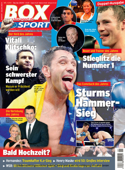 BoxSport 12/2013 01/2014 - Blick ins Buch