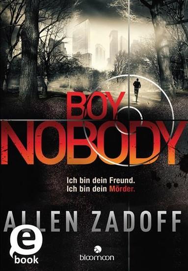 Boy Nobody - Blick ins Buch