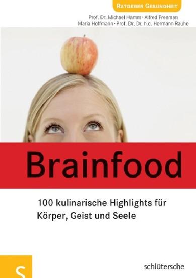 Brainfood - Blick ins Buch