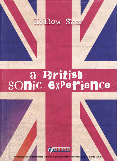 A British Sonic Experience - Blick ins Buch