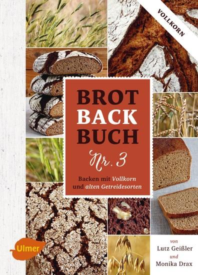 Brotbackbuch Nr. 3 - Blick ins Buch