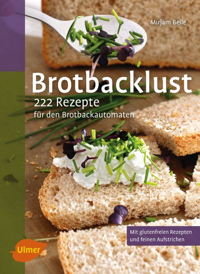 Brotbacklust - Blick ins Buch