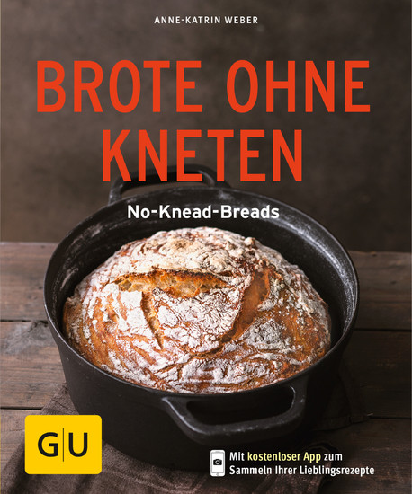 Brote ohne Kneten - Blick ins Buch