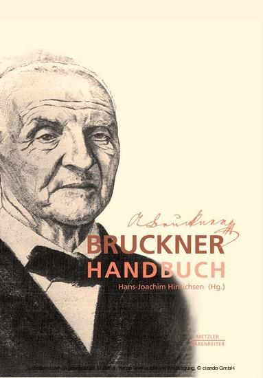 Bruckner-Handbuch - Blick ins Buch