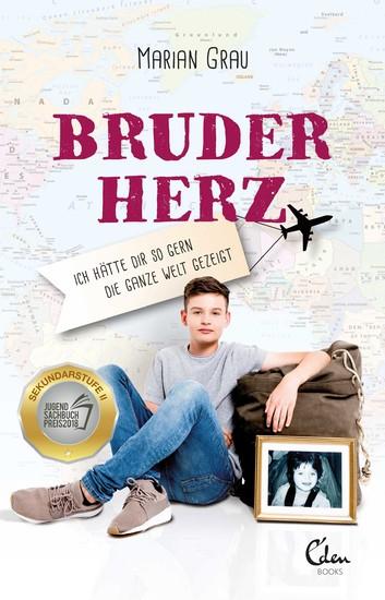 Bruderherz - Blick ins Buch