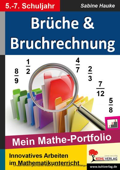 Brüche & Bruchrechnung - Blick ins Buch