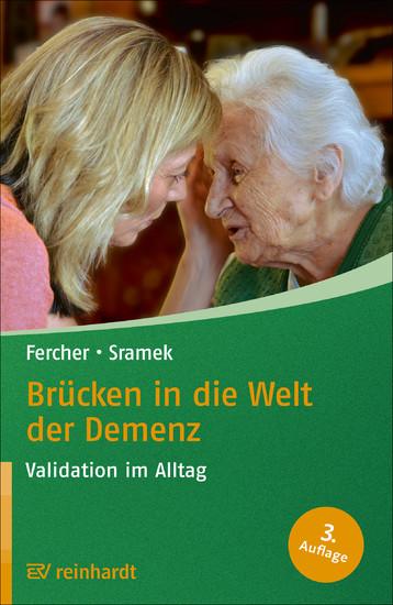 Brücken in die Welt der Demenz - Blick ins Buch