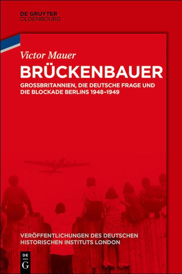Brückenbauer - Blick ins Buch