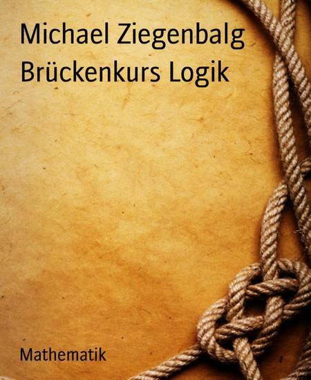 Brückenkurs Logik - Blick ins Buch