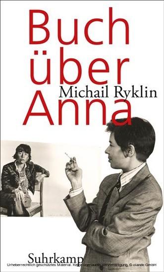 Buch über Anna - Blick ins Buch