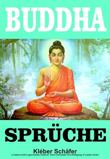Buddha Sprüche - Blick ins Buch