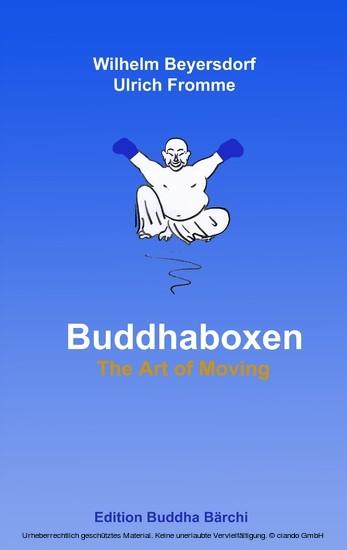 Buddhaboxen - Blick ins Buch