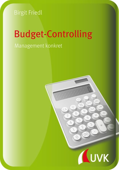 Budget-Controlling - Blick ins Buch